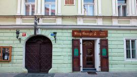 König Georg Hotel Praha