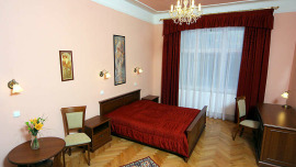 Hotel a Residence ROYAL STANDARD Praha - Luxuriös Appartement (4 Personen)